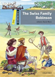 Dominoes One Swiss Family Robinson Audio Pack