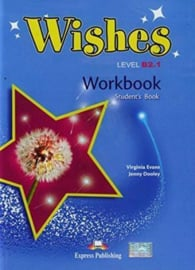 Wishes B2.1 Workbook S's Book (revised) International