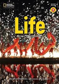 Life Beginner Student Book Split B + App Code 2e