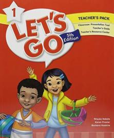 Let's Go Level 1 Teacher's Pack