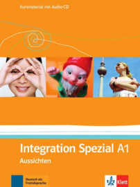 Integration Spezial A1 Kursmaterial met Audio-CD
