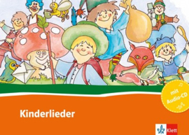 Kinderlieder Buch + Audio-CD