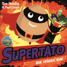 Supertato Run Veggies Run