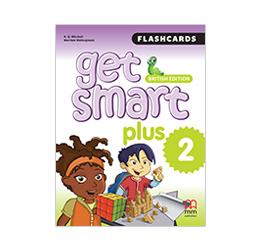 Get Smart Plus 2 Flashcards British Edition
