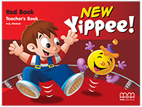 Yippee Red Teacher's Book