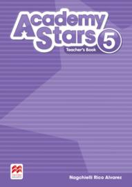 Academy Stars Level 5 Teacher's Book Pack