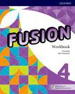 Fusion Level 4 Workbook With Practice Kit