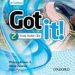 Got It! Level 2 Class Audio Cd (2 Discs)