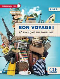 Bon voyage ! - Niveau A1/A2 - Livre + DVD