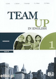 Team Up 1 Wb + Student's Audio Cd