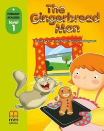 The Gingerbread Man Students Book (with Cd Rom)