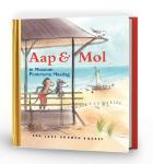 Aap & Mol in Museum Panorama Mesdag (Gitte Spee)