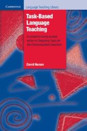 TaskBased Language Teaching Paperback