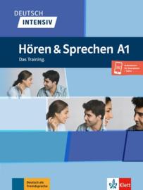Deutsch intensiv Hören en Sprechen A1 Buch + Onlineangebot