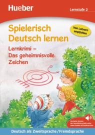 Lernkrimi – Das geheimnisvolle Zeichen Buch met MP3-Download