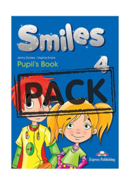 Smiles 4 Pupil's Book With Iebook (international)
