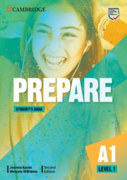 Prepare Second edition Level1 Student's Book