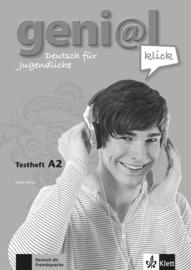 geni@l klick A2 Testheft met Audio-CD