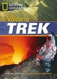 Footprint Reading Library 800: Volcano Trek Book With Multi-rom (x1)