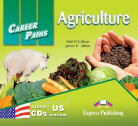 Career Paths Agriculture (esp) Audio Cds (set Of 2)