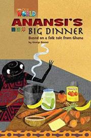 Our World 3 Anansi's Big Dinner Reader