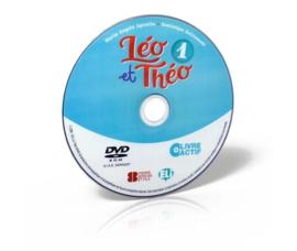 Léo et Théo 1 - Class Digital Book - Dvd