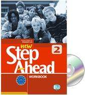 New Step Ahead 2 Work Book + Audio Cd
