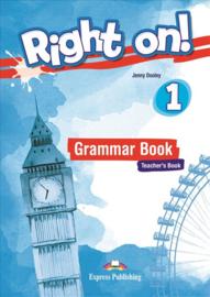 Right On! 1 Grammar Teacher's Book With Digibook App (international)