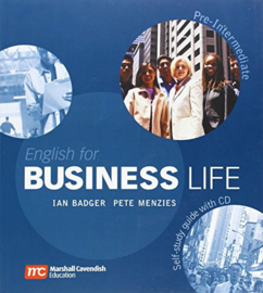 English For Business Life Pre-intermediate Self-study Guide [with Audio Cd (x2)]