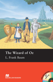 Wizard of Oz, The Reader with Audio CD