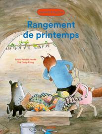 Renard & Lapine • Rangement de printemps