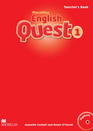 Macmillan English Quest Level 1 Teacher's Book Pack
