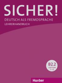 Sicher! B2/2 Lerarenboek