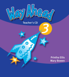 Way Ahead New Edition Level 3 Teacher's Book CD