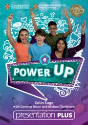 Power Up Level6 Presentation Plus
