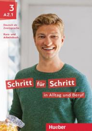Schritt für Schritt in Alltag und Beruf 3 Digitaal Studentenboek en Werkboek