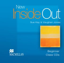Inside Out New Beginner Class Audio CDs (3)
