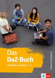 Das DaZ-Buch Testheft Buch + Online-Angebot