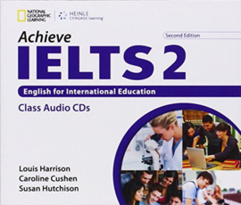 Achieve IELTS 2 Class Audio Cd(x2) Second Edition