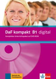 DaF kompakt B1 digital DVD-ROM