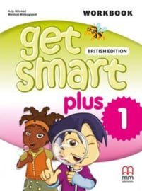 Get Smart Plus 1 Workbook British Edition