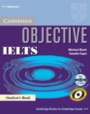 Objective IELTS Advanced Student's Book without answers with CD-ROM