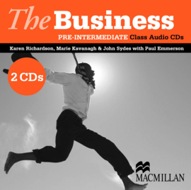 The Business Pre- Intermediate Class Audio CD (2)