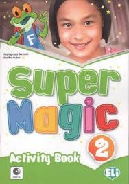 Super Magic 2 Activity Book + Audio Cd