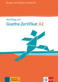 Mit Erfolg zum Goethe-Zertifikat A2 Übungs- und Testbuch mit Audio-CD