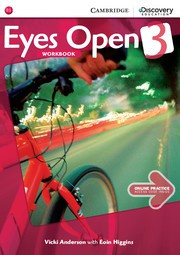 Eyes Open Level3 Workbook with Online Practice