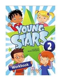 Young Stars 2 Workbook (Incl. CD)