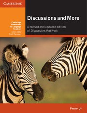 Discussions and More Second edition Paperback