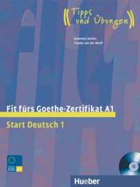 Fit fürs Goethe-Zertifikat A1 Leerboek met Audio-CD