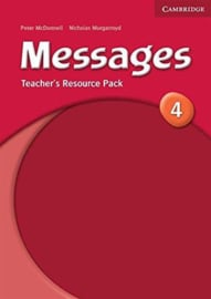 Messages Level4 Teacher's Resource Pack